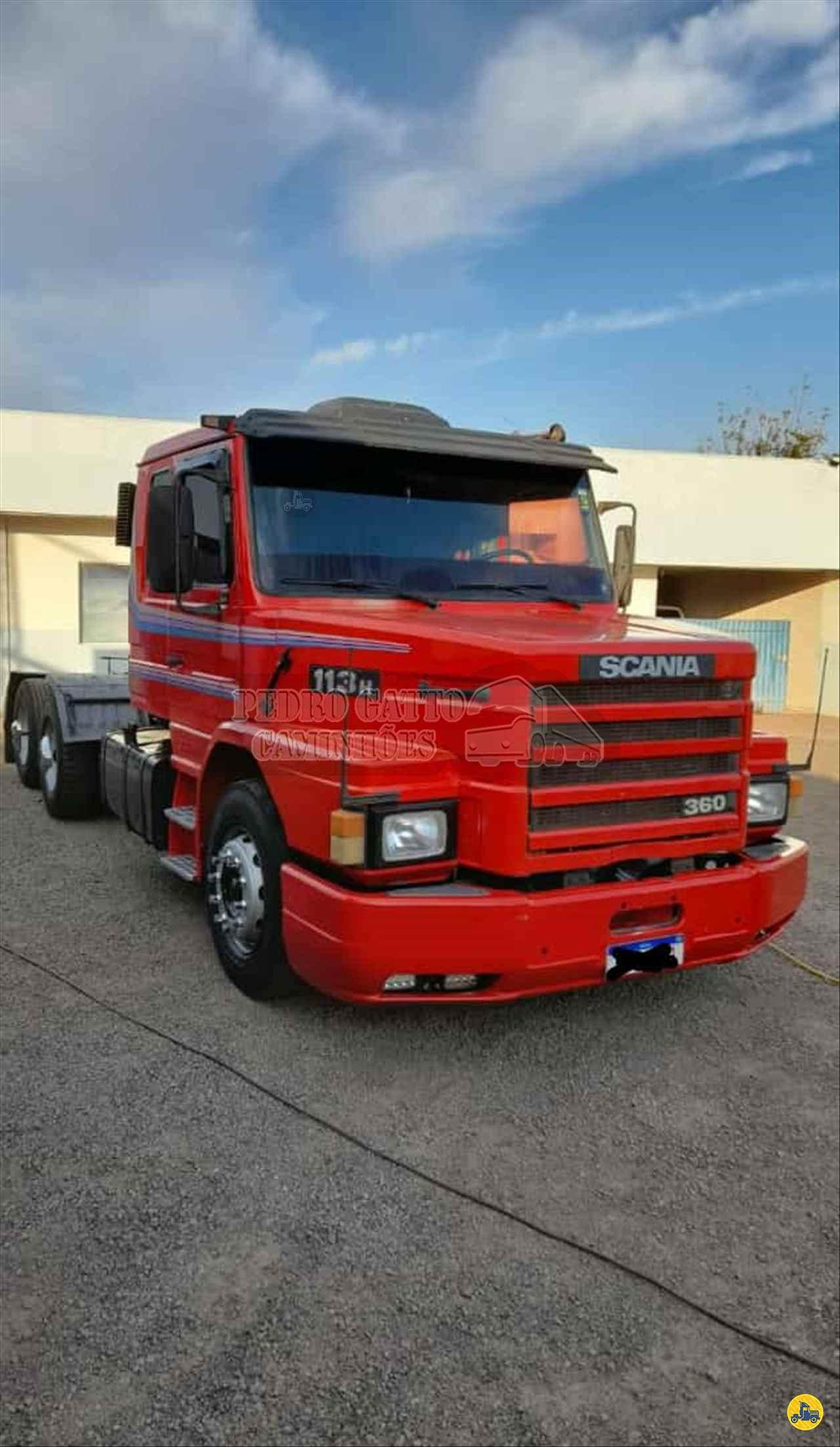 CAMINHAO SCANIA SCANIA 113 360 Cavalo Mecânico Truck 6x2 Pedro Gatto Caminhões MARINGA PARANÁ PR