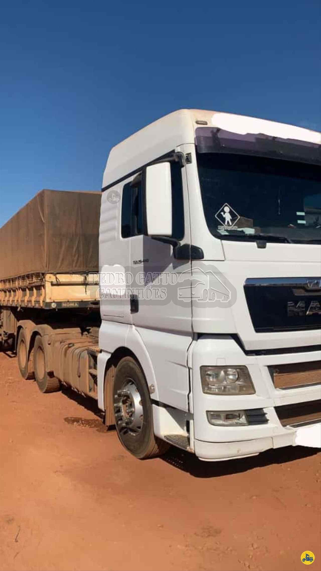 CAMINHAO MAN TGX 29 440 Cavalo Mecânico Traçado 6x4 Pedro Gatto Caminhões MARINGA PARANÁ PR