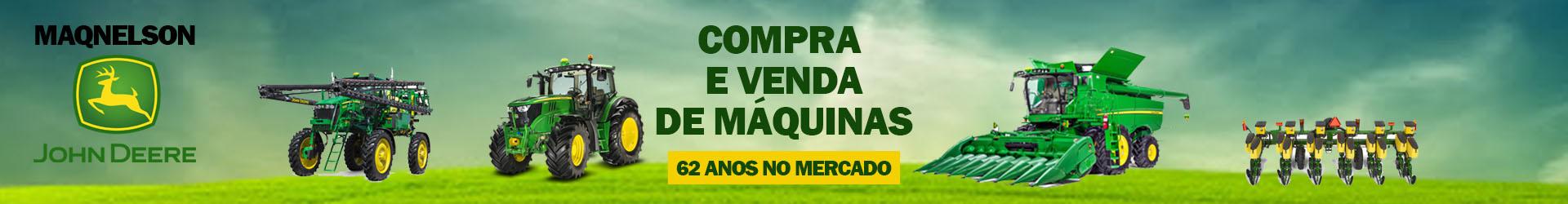 Maqnelson Agrícola - John Deere Matriz