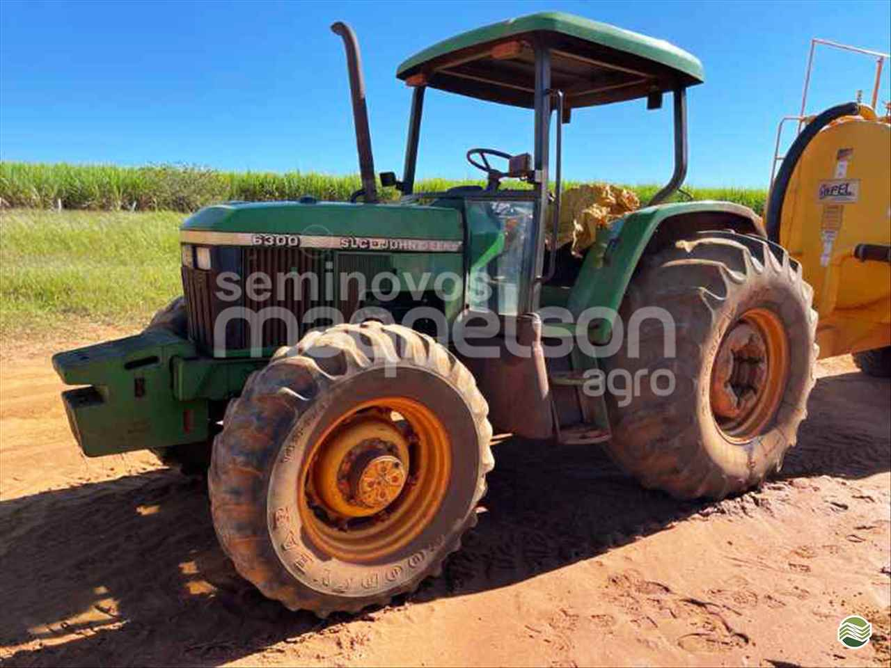 JOHN DEERE 6300 de Maqnelson Seminovos Agro - UBERLANDIA/MG