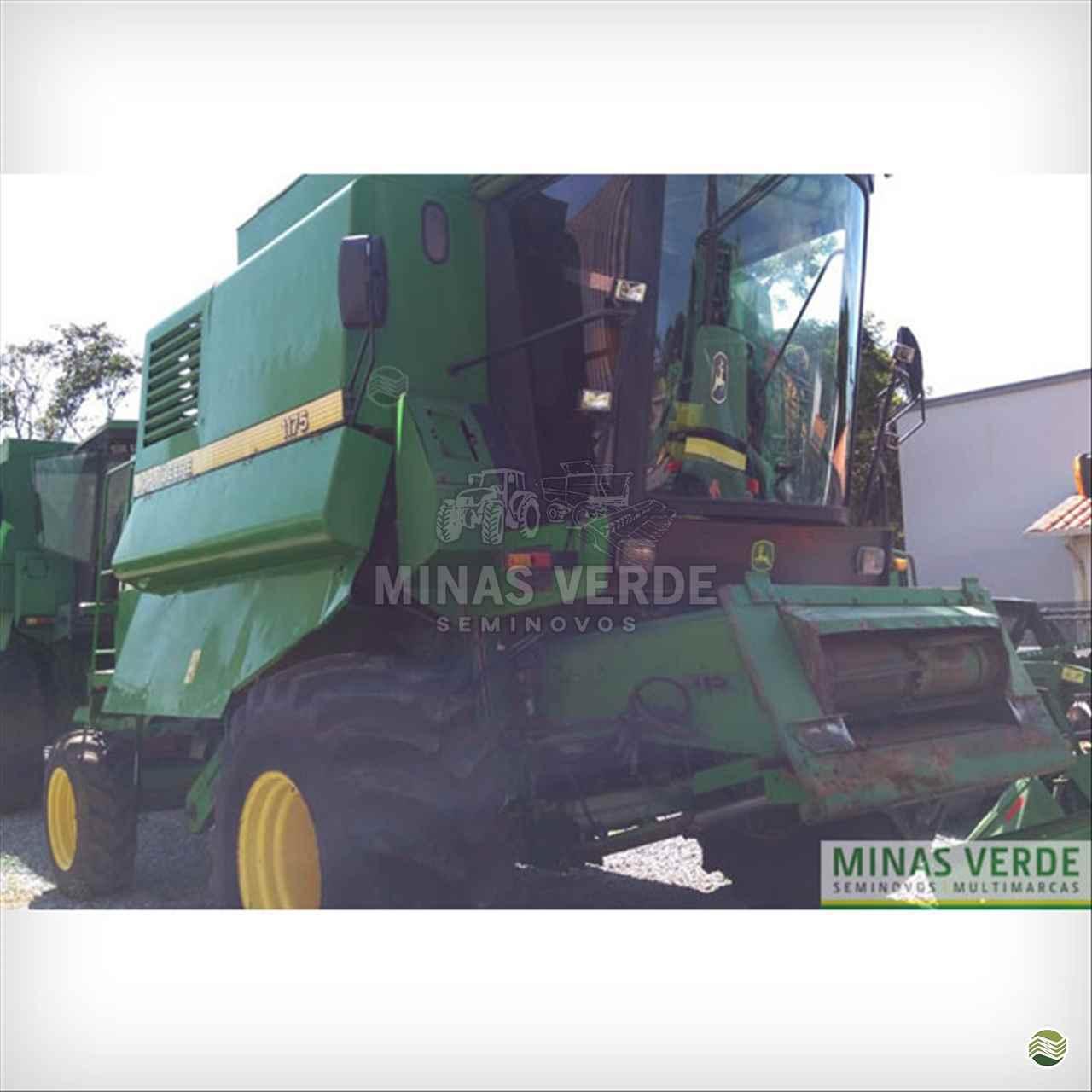 JOHN DEERE JOHN DEERE 1175  2002/2002 Minas Verde - Semi Novos