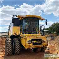 NEW HOLLAND CR 6080  2012/2012 Minas Verde - Semi Novos