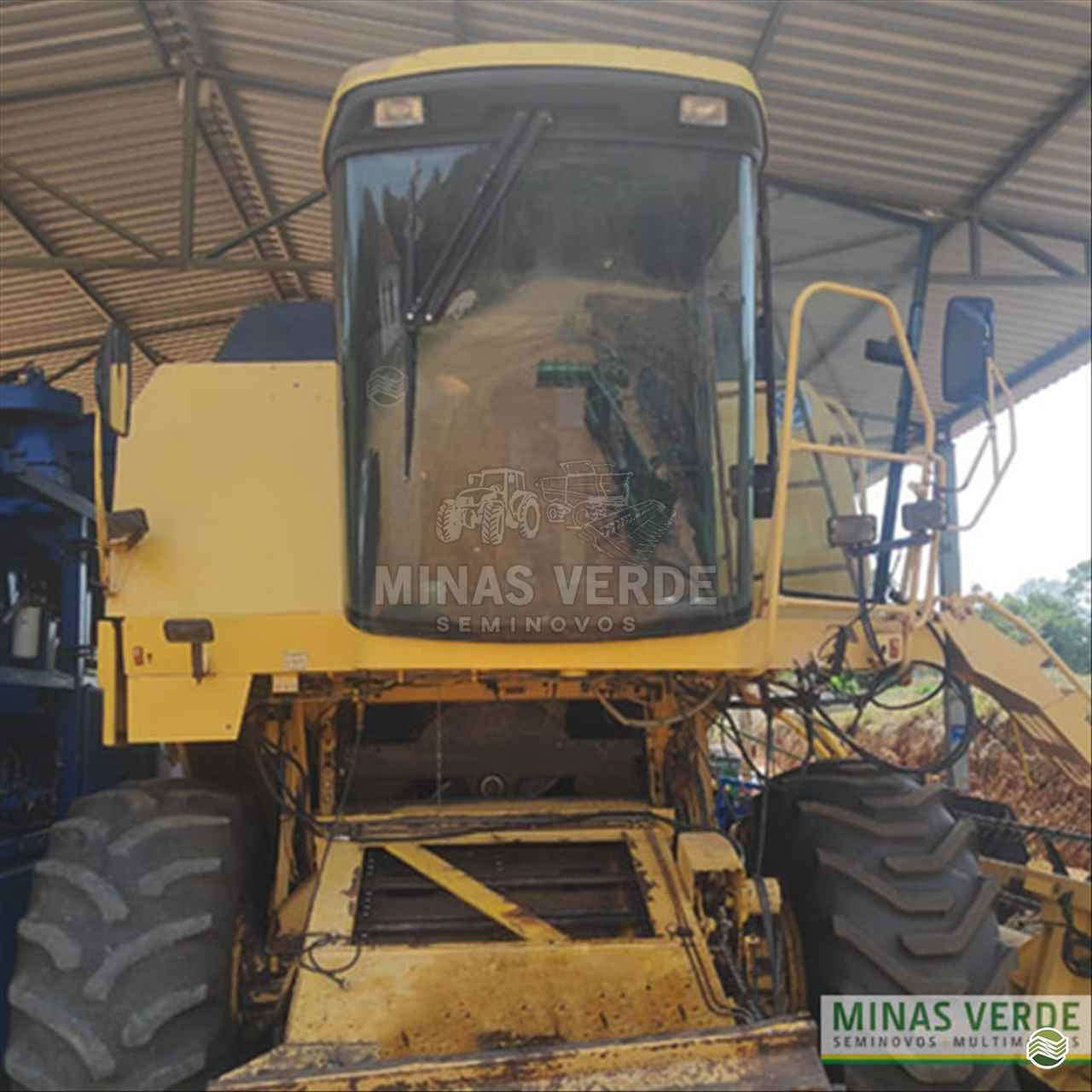 NEW HOLLAND TC 57  2007/2007 Minas Verde - Semi Novos