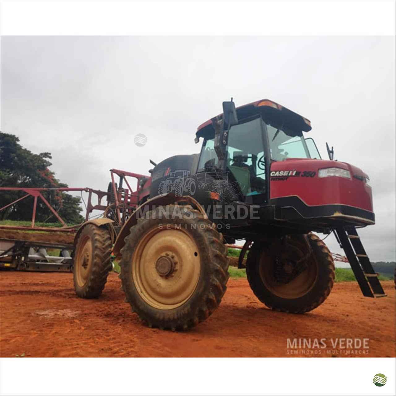PULVERIZADOR CASE PATRIOT 350 Tração 4x4 Minas Verde - Semi Novos PERDOES MINAS GERAIS MG