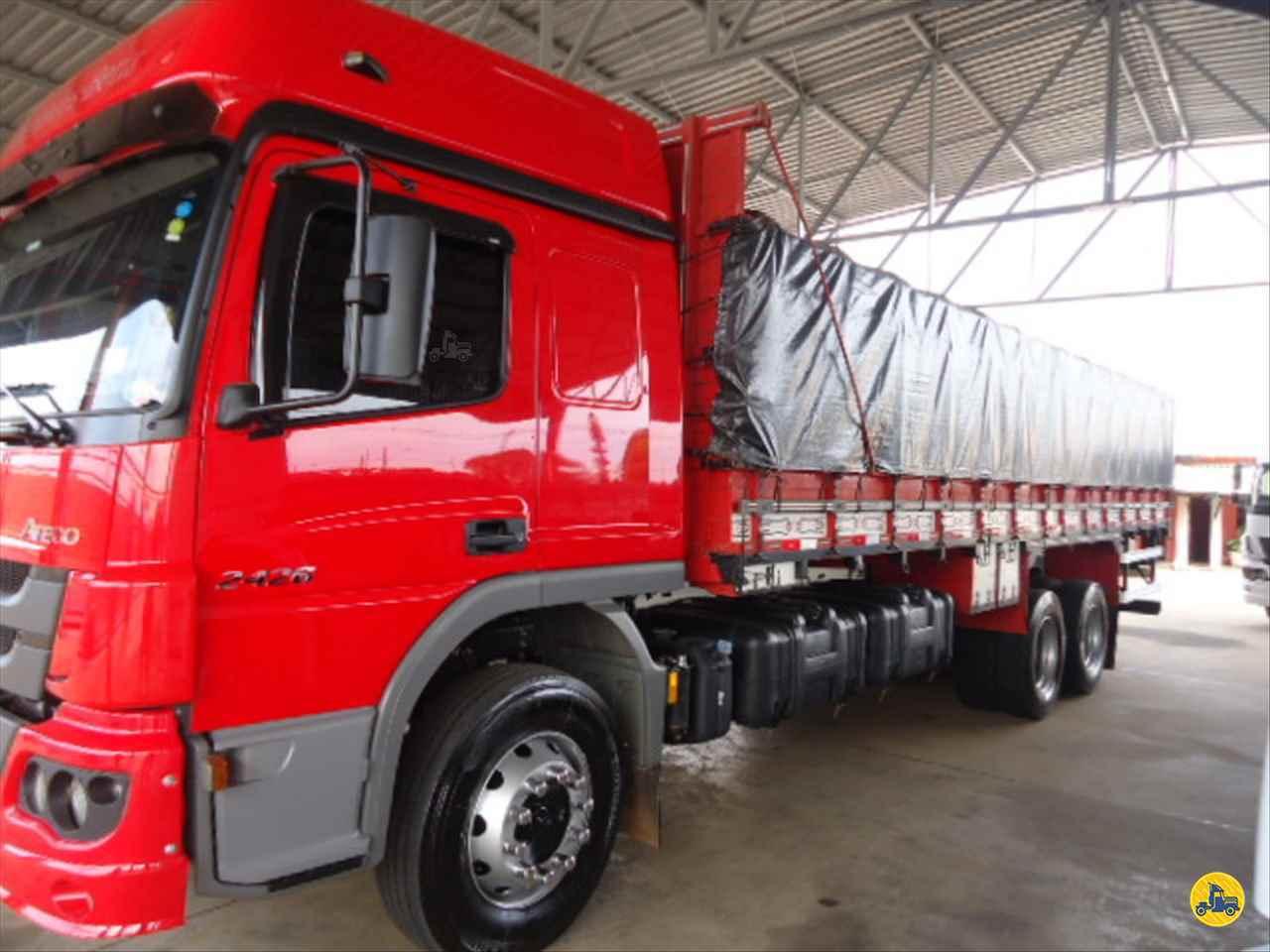 CAMINHAO MERCEDES-BENZ MB 2426 Graneleiro Truck 6x2 Talismã Veículos VARGEM GRANDE DO SUL SÃO PAULO SP