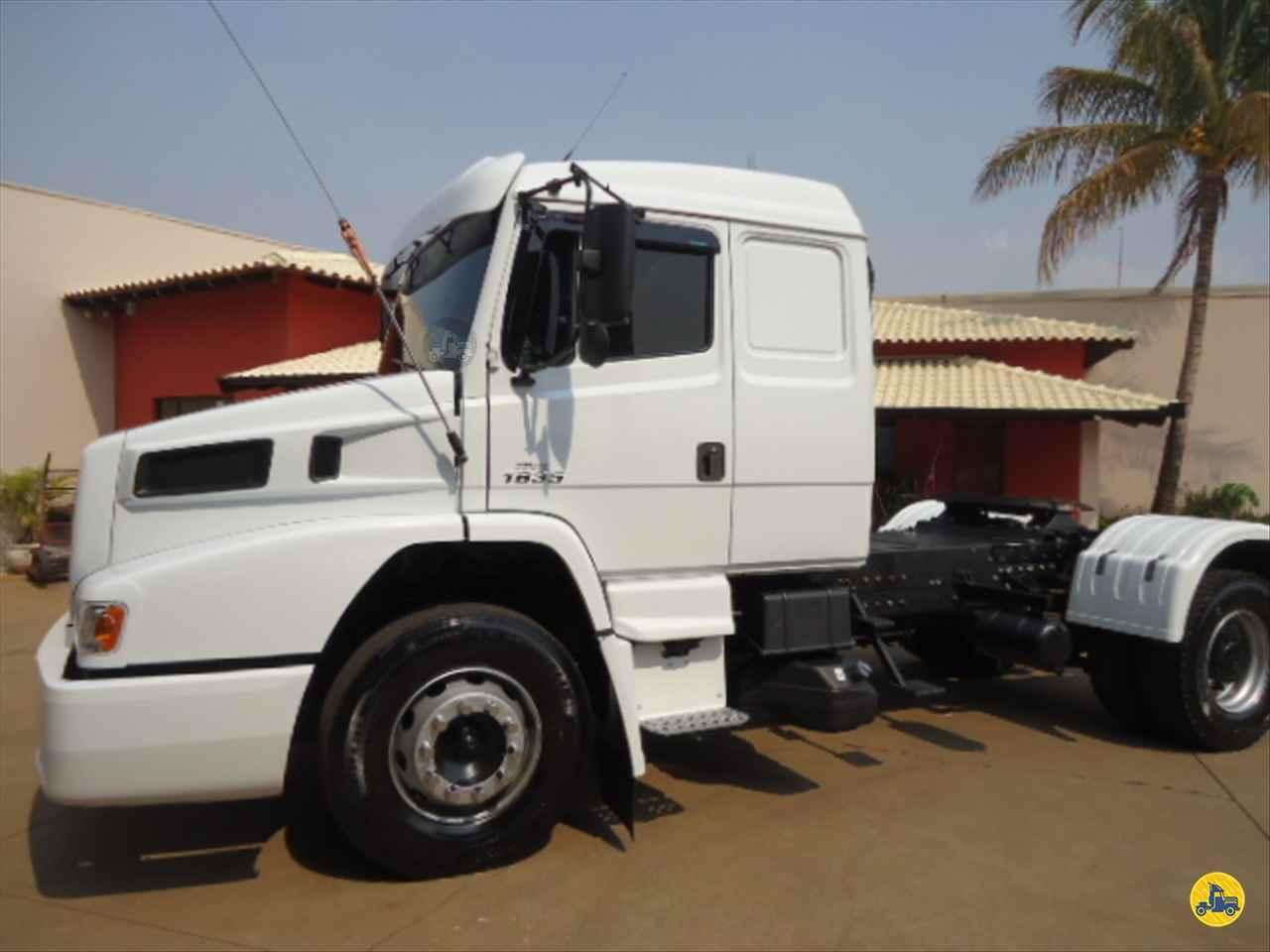 CAMINHAO MERCEDES-BENZ MB 1635 Cavalo Mecânico Toco 4x2 Talismã Veículos VARGEM GRANDE DO SUL SÃO PAULO SP