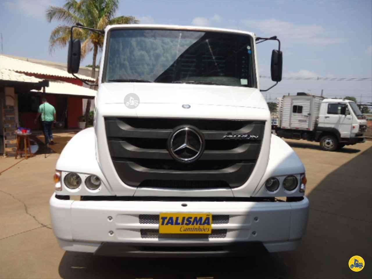 CAMINHAO MERCEDES-BENZ MB 2324 Carga Seca Truck 6x2 Talismã Veículos VARGEM GRANDE DO SUL SÃO PAULO SP