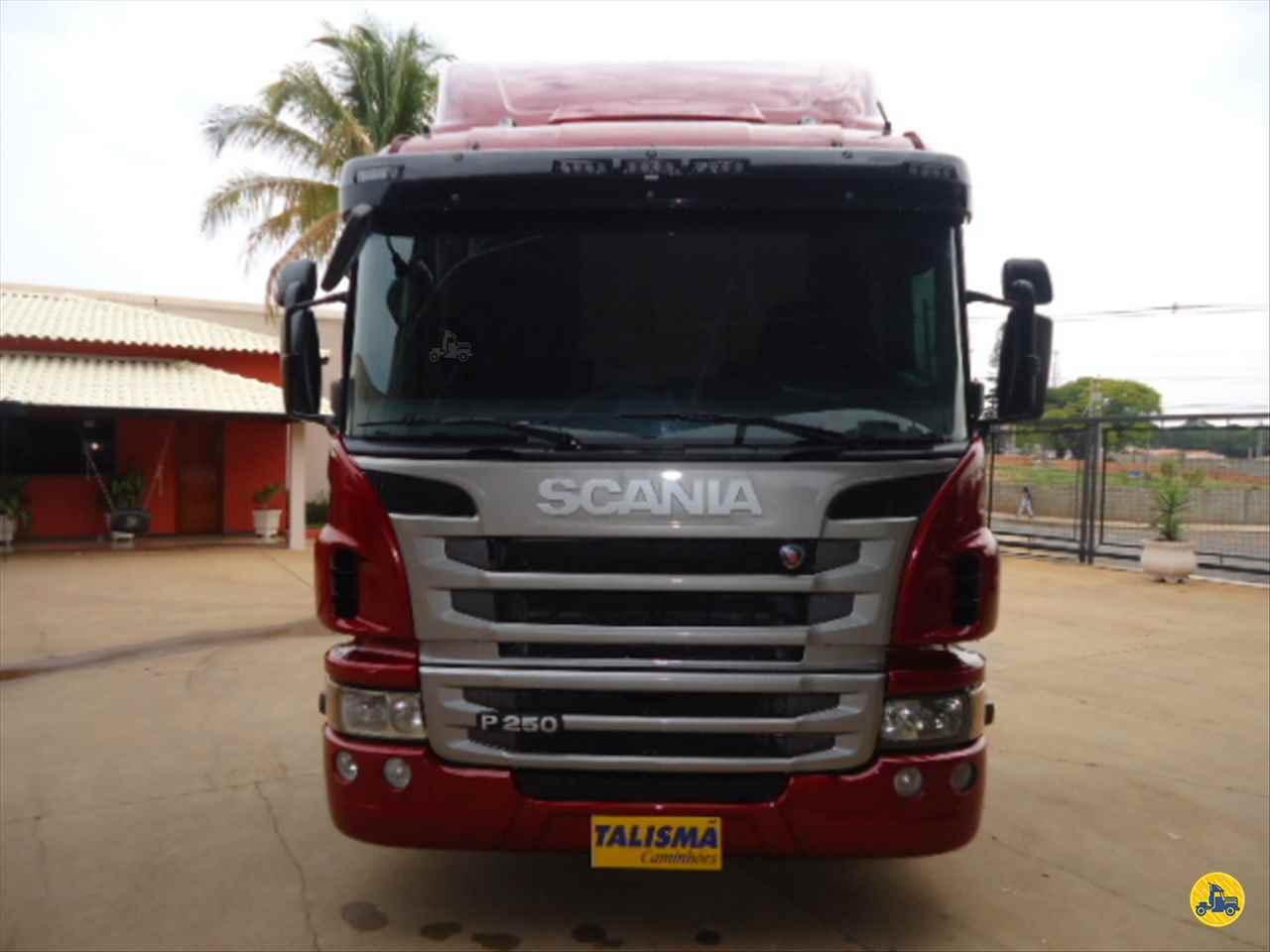 CAMINHAO SCANIA SCANIA P250 Chassis Truck 6x2 Talismã Veículos VARGEM GRANDE DO SUL SÃO PAULO SP