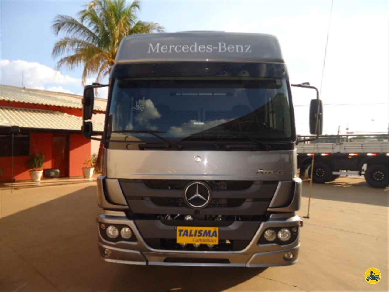 CAMINHAO MERCEDES-BENZ MB 2430 Carga Seca Truck 6x2 Talismã Veículos VARGEM GRANDE DO SUL SÃO PAULO SP
