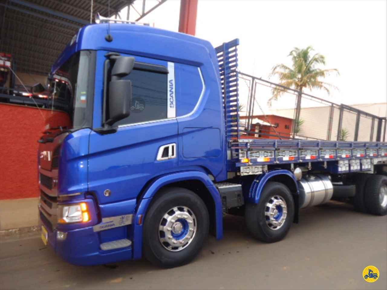 CAMINHAO SCANIA SCANIA P320 Carga Seca BiTruck 8x2 Talismã Veículos VARGEM GRANDE DO SUL SÃO PAULO SP
