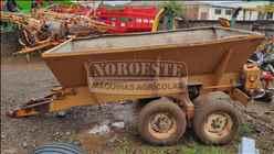 DISTRIBUIDOR CALCÁRIO 5500 Kg  2000 Noroeste Máquinas Agrícolas