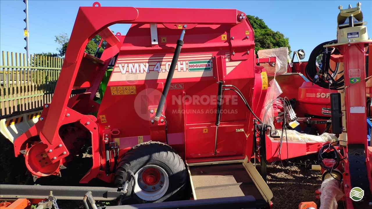VAGÃO MISTURADOR AUTOCARREGÁVEL de Noroeste Máquinas Agrícolas - CIANORTE/PR