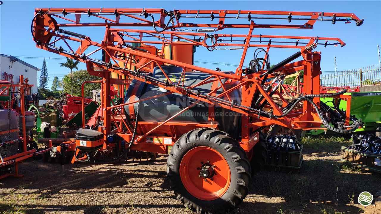 PULVERIZADOR APLIK 2500 Litros Arrasto Noroeste Máquinas Agrícolas CIANORTE PARANÁ PR