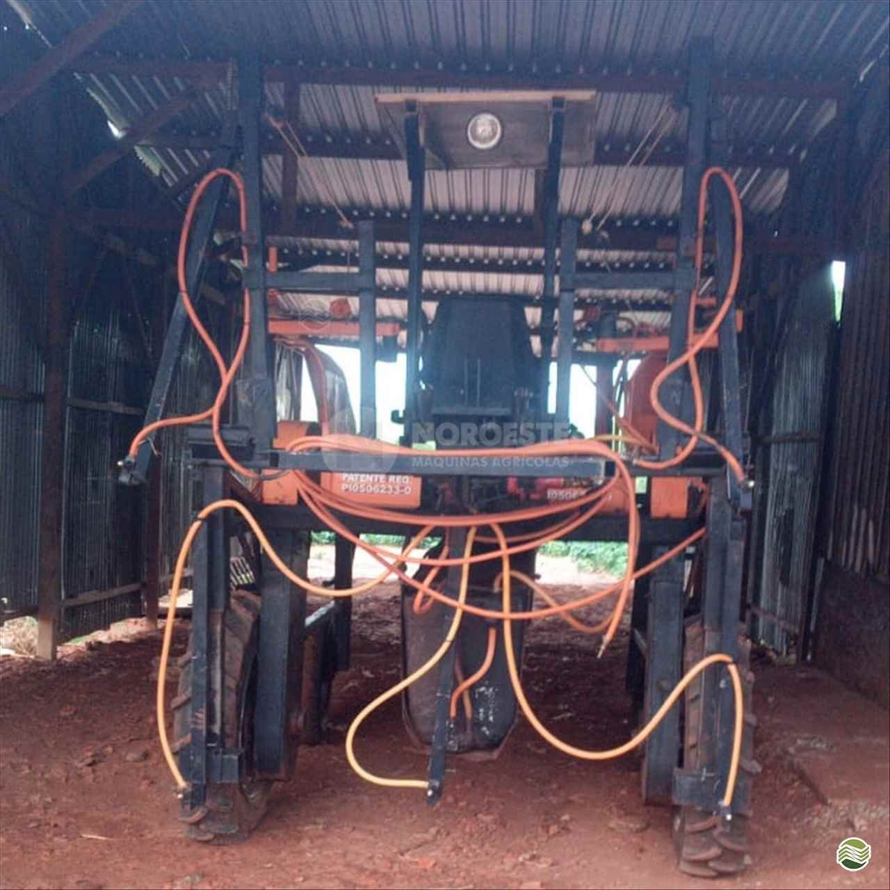 TANQUE de Noroeste Máquinas Agrícolas - CIANORTE/PR