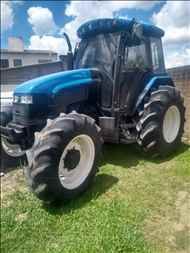 NEW HOLLAND NEW TS 6040  2010/2010 Fortral - New Holland