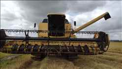 NEW HOLLAND TC 57  2007/2007 Fortral - New Holland