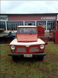 FORD Ford F75  1972/1972 Oestemaq Tratores - Agrale