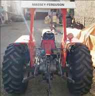 MASSEY FERGUSON MF 275  1989/1989 Dezafil