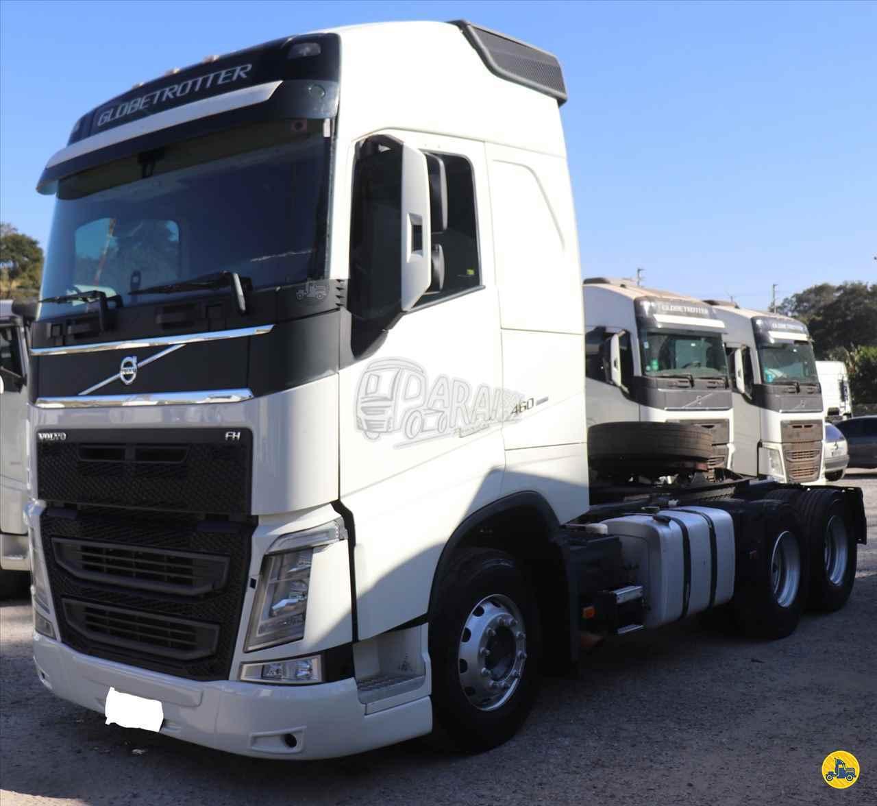 CAMINHAO VOLVO VOLVO FH 460 Chassis Truck 6x2 Paraíso Pesados ARACARIGUAMA SÃO PAULO SP