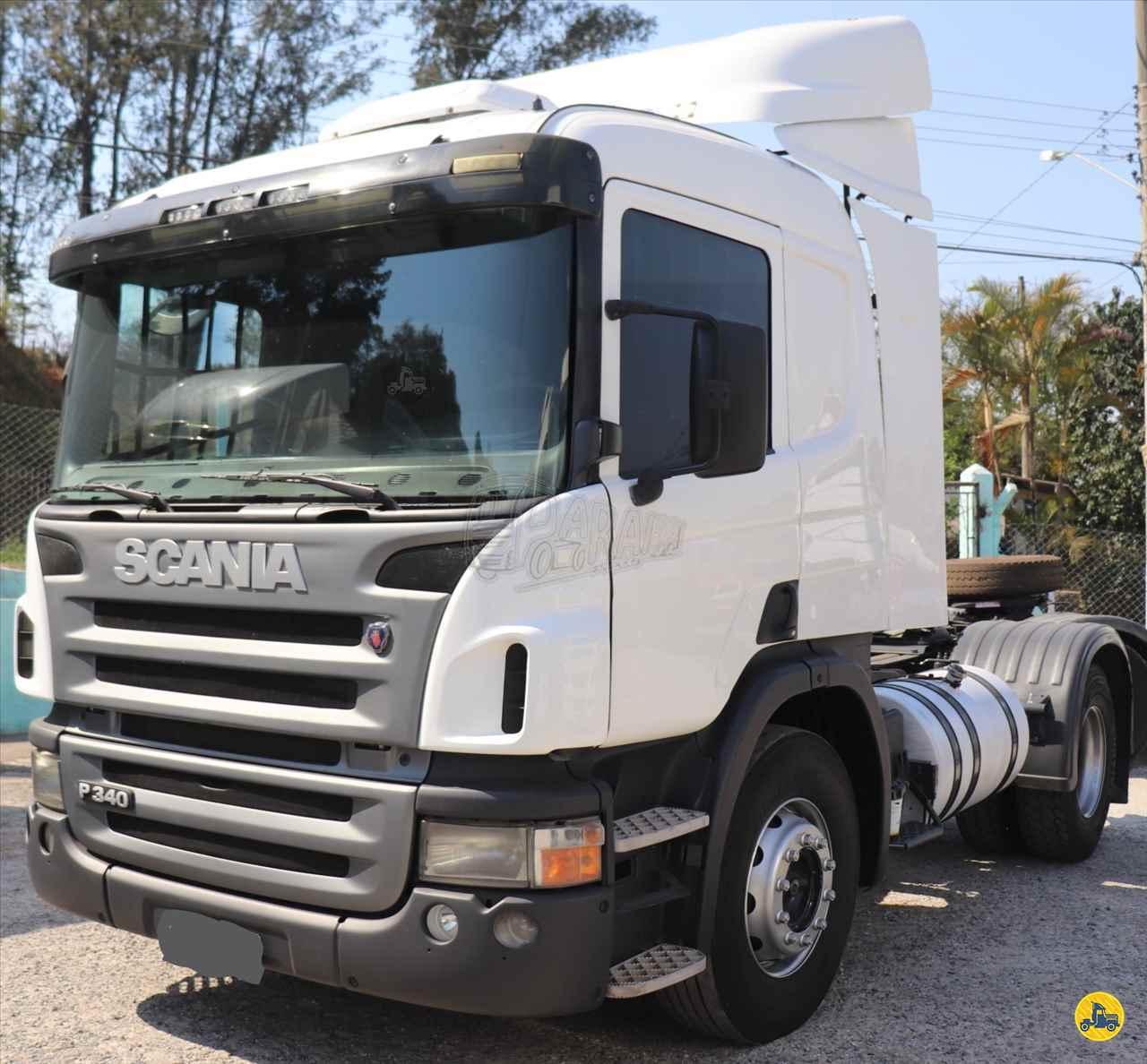 CAMINHAO SCANIA SCANIA P340 Chassis Toco 4x2 Paraíso Pesados ARACARIGUAMA SÃO PAULO SP