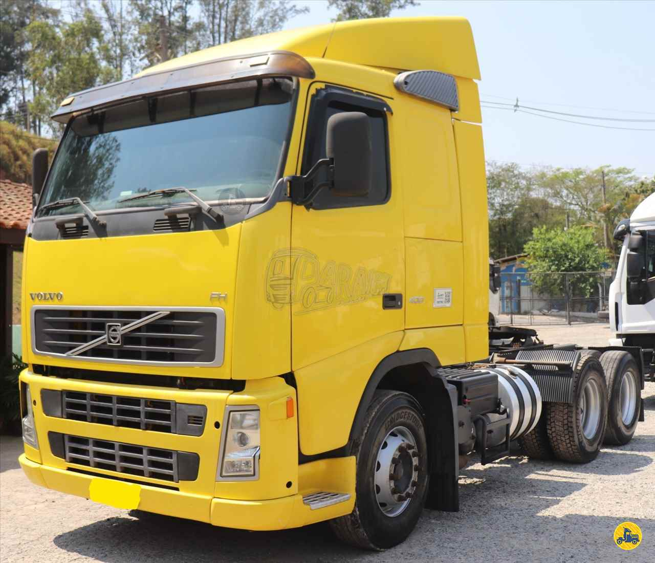CAMINHAO VOLVO VOLVO FH 400 Chassis Truck 6x2 Paraíso Pesados ARACARIGUAMA SÃO PAULO SP