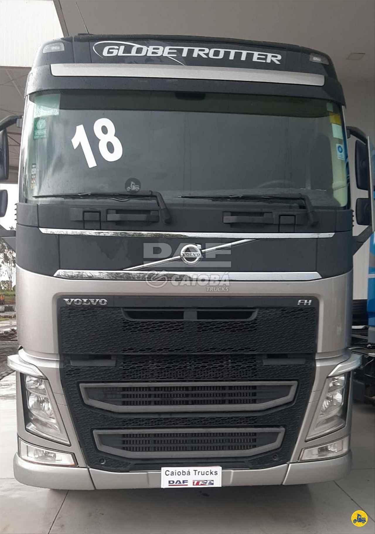 CAMINHAO VOLVO VOLVO FH 460 Cavalo Mecânico Truck 6x2 Caiobá Trucks - DAF CAMPO GRANDE MATO GROSSO DO SUL MS