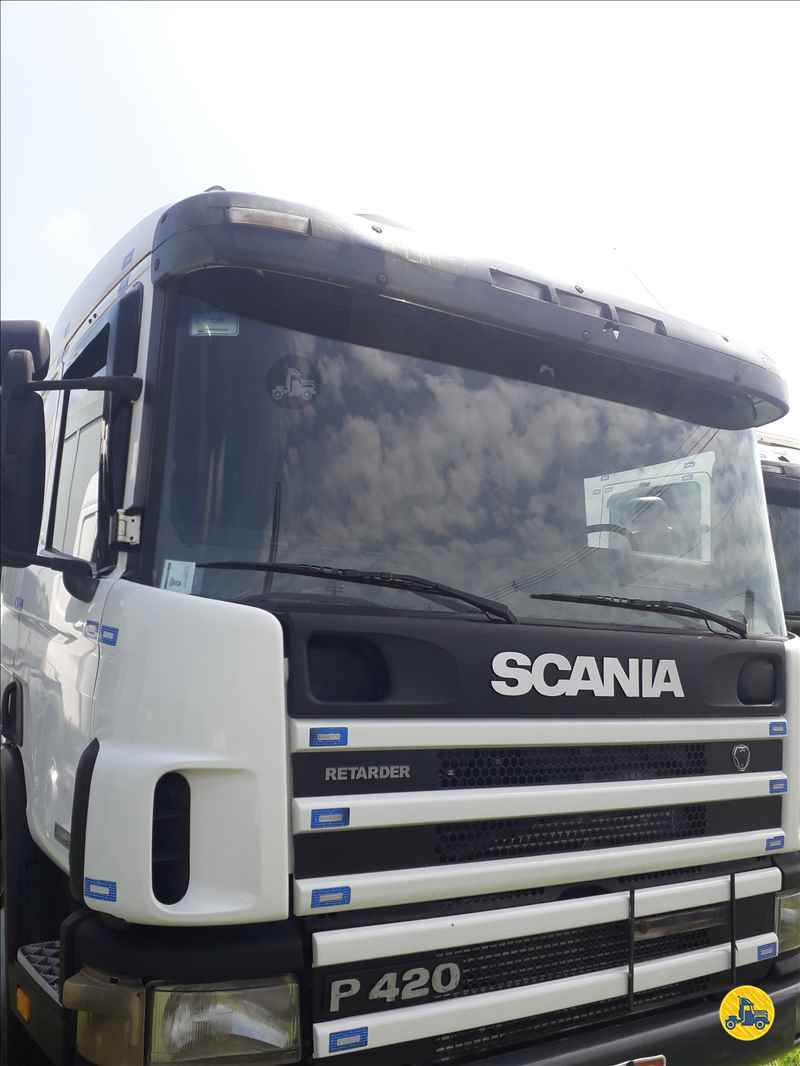 SCANIA SCANIA P420 892000km 2006/2006 Peres Diesel - MB