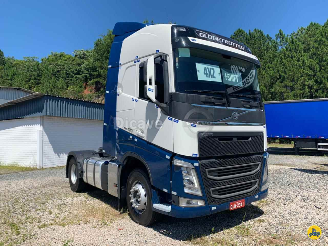 VOLVO VOLVO FH 420 300856km 2018/2018 Dicave Viking Center - Volvo