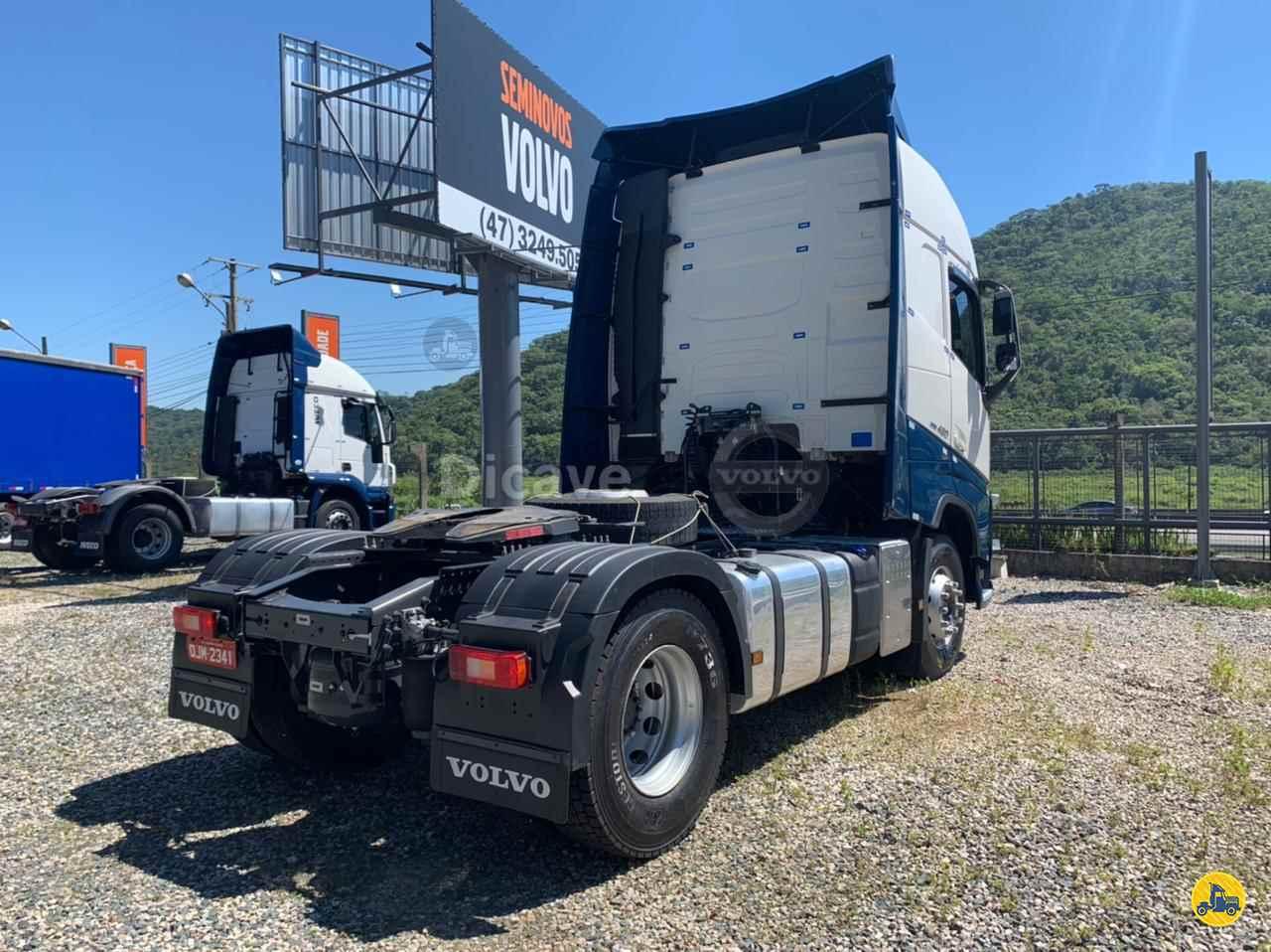 VOLVO VOLVO FH 420 300856km 2018/2018 Dicave Viking Center - Volvo