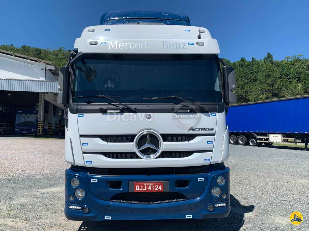 MERCEDES-BENZ MB 2546 177993km 2018/2019 Dicave Viking Center - Volvo