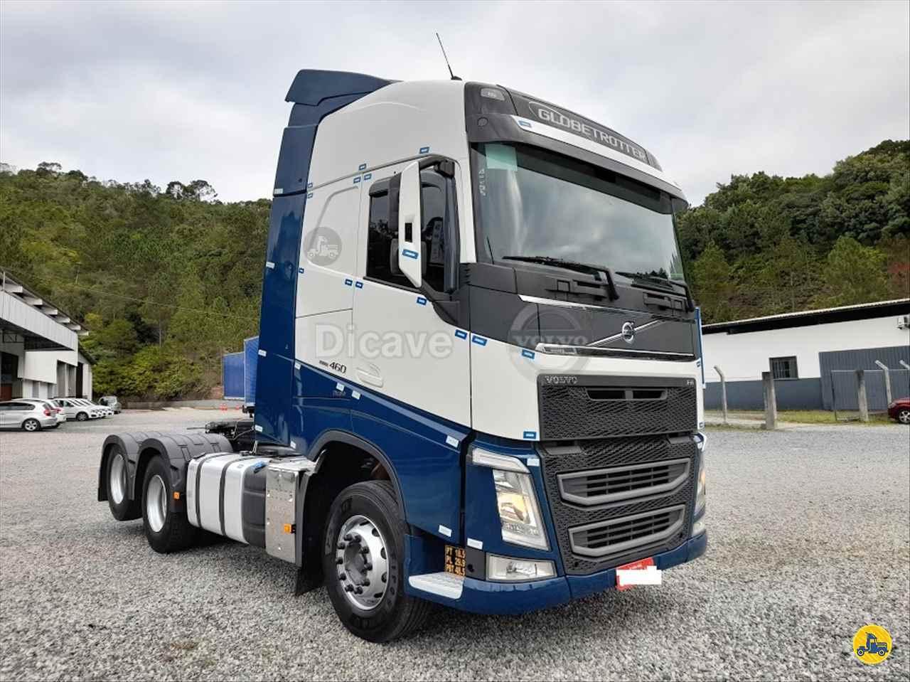 CAMINHAO VOLVO VOLVO FH 460 Cavalo Mecânico Truck 6x2 Dicave Viking Center - Volvo ITAJAI SANTA CATARINA SC