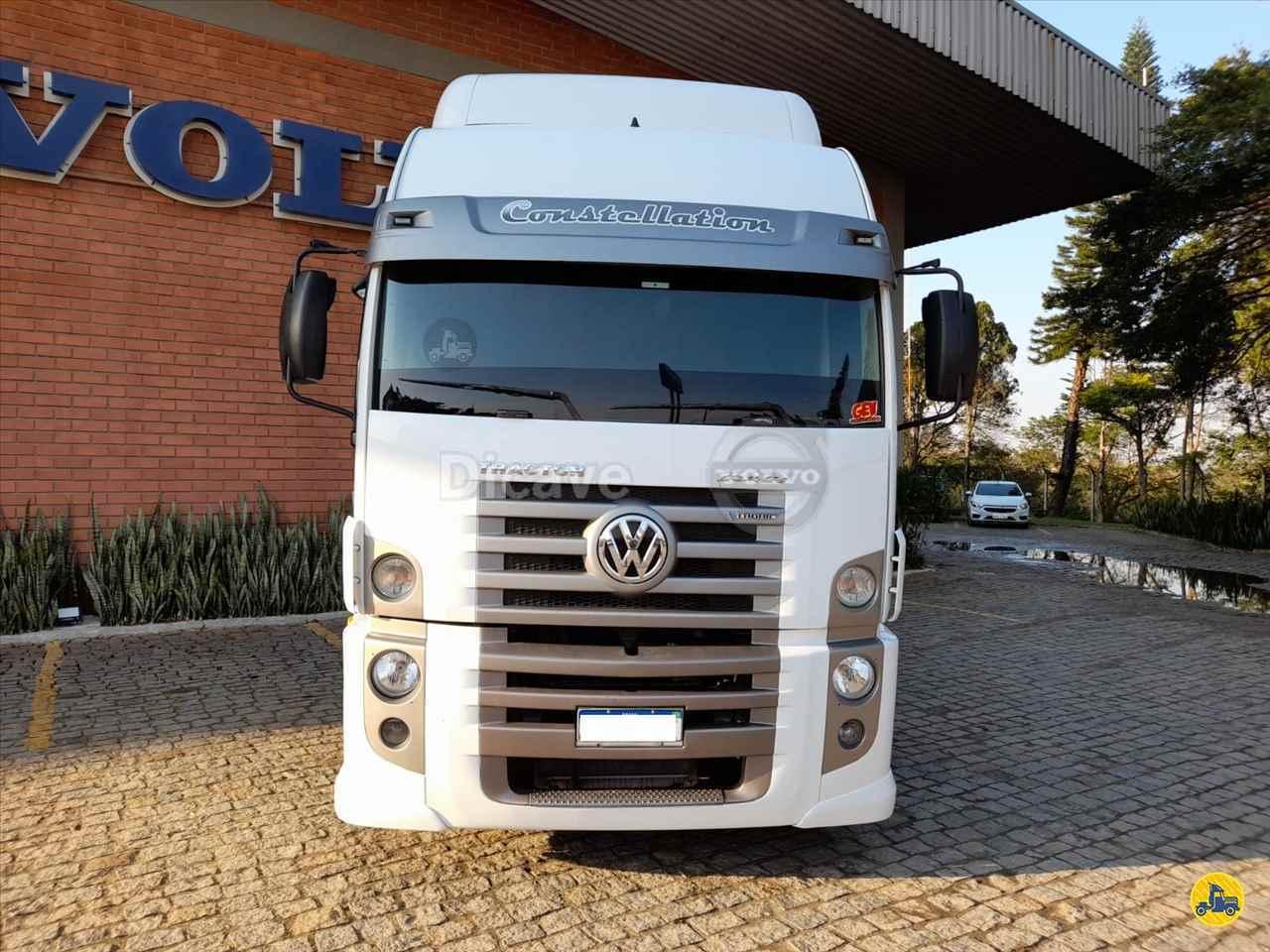 VW 25420 de Dicave Viking Center - Volvo - ITAJAI/SC