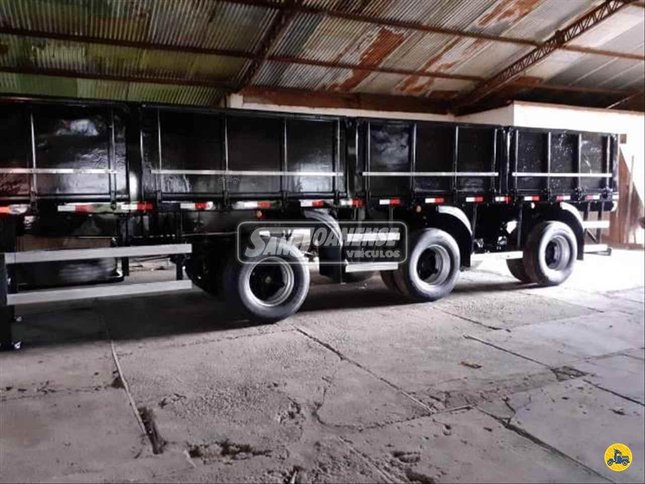 SEMI-REBOQUE CARGA SECA  2012/2012 Sanjoanense Veículos