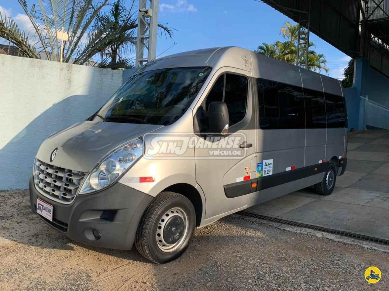 VANS RENAULT Master Executiva 2.3 Sanjoanense Veículos SAO JOAO DA BOA VISTA SÃO PAULO SP