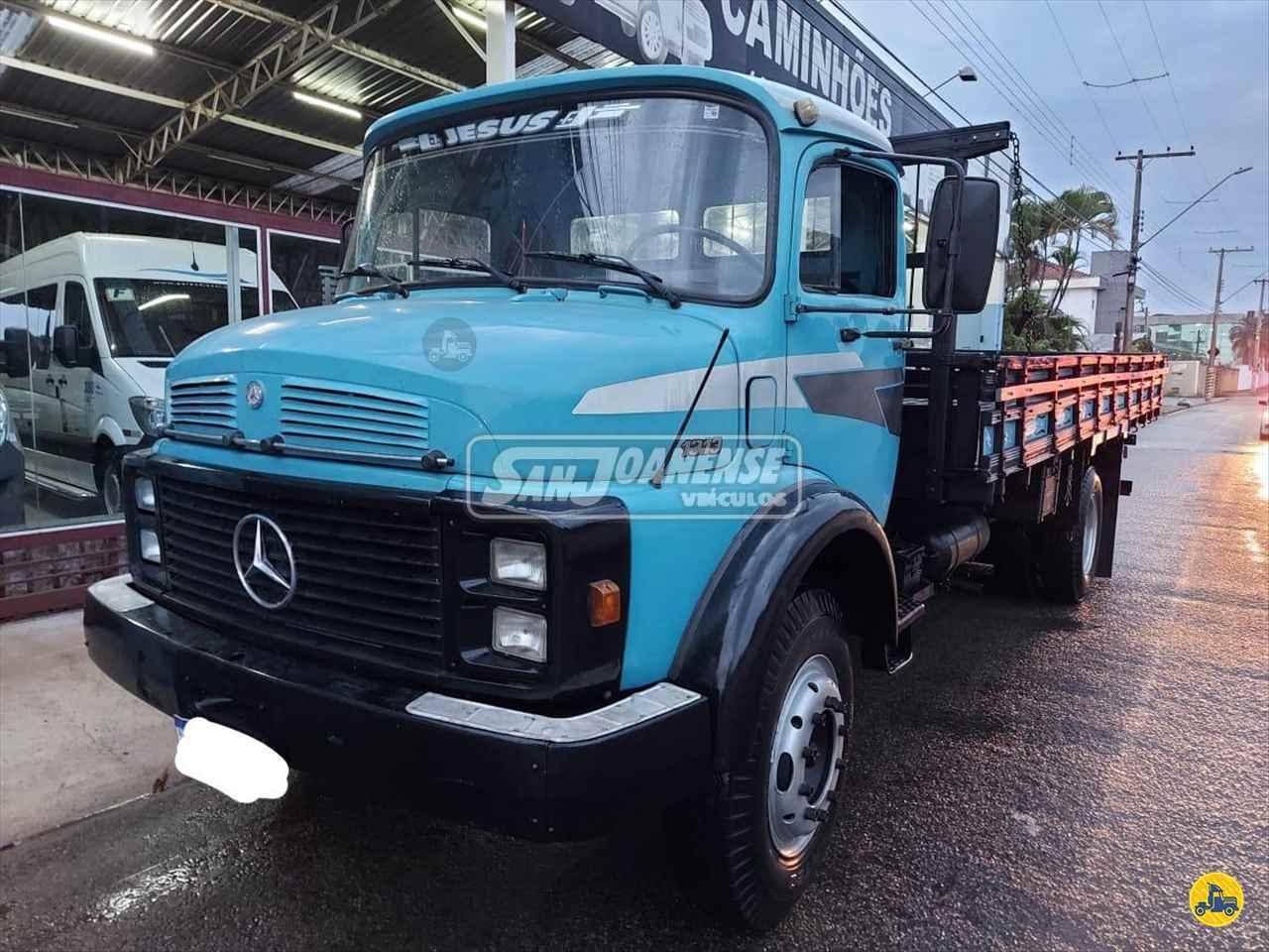 CAMINHAO MERCEDES-BENZ MB 1313 Carga Seca Toco 4x2 Sanjoanense Veículos SAO JOAO DA BOA VISTA SÃO PAULO SP