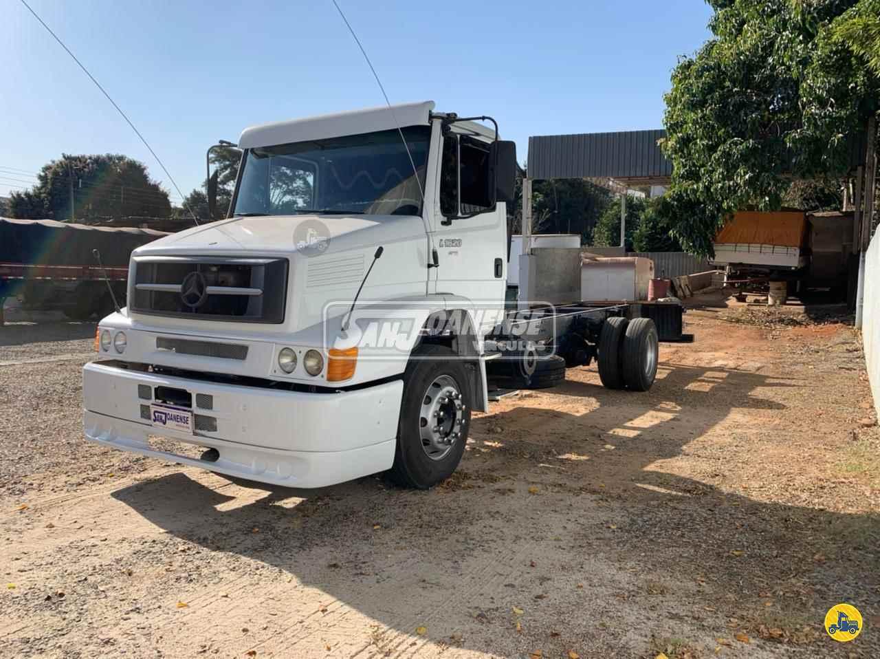 CAMINHAO MERCEDES-BENZ MB 1620 Chassis Toco 4x2 Sanjoanense Veículos SAO JOAO DA BOA VISTA SÃO PAULO SP