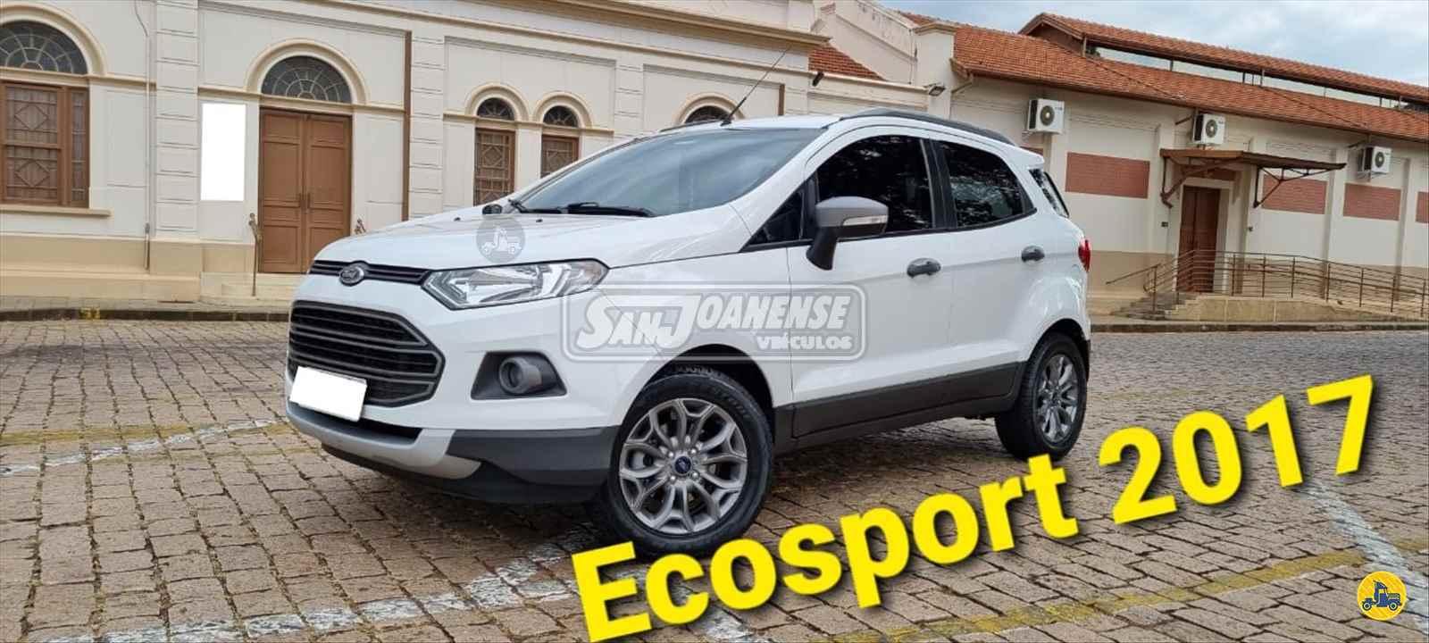 CARRO FORD EcoSport 1.6 XLT Freestyle Sanjoanense Veículos SAO JOAO DA BOA VISTA SÃO PAULO SP