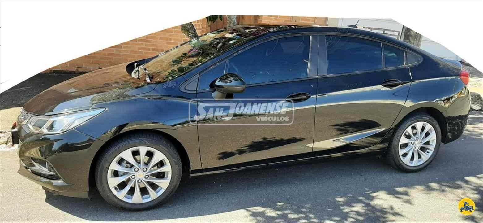 CARRO GM - Chevrolet Cruze 1.4 LT Sanjoanense Veículos SAO JOAO DA BOA VISTA SÃO PAULO SP