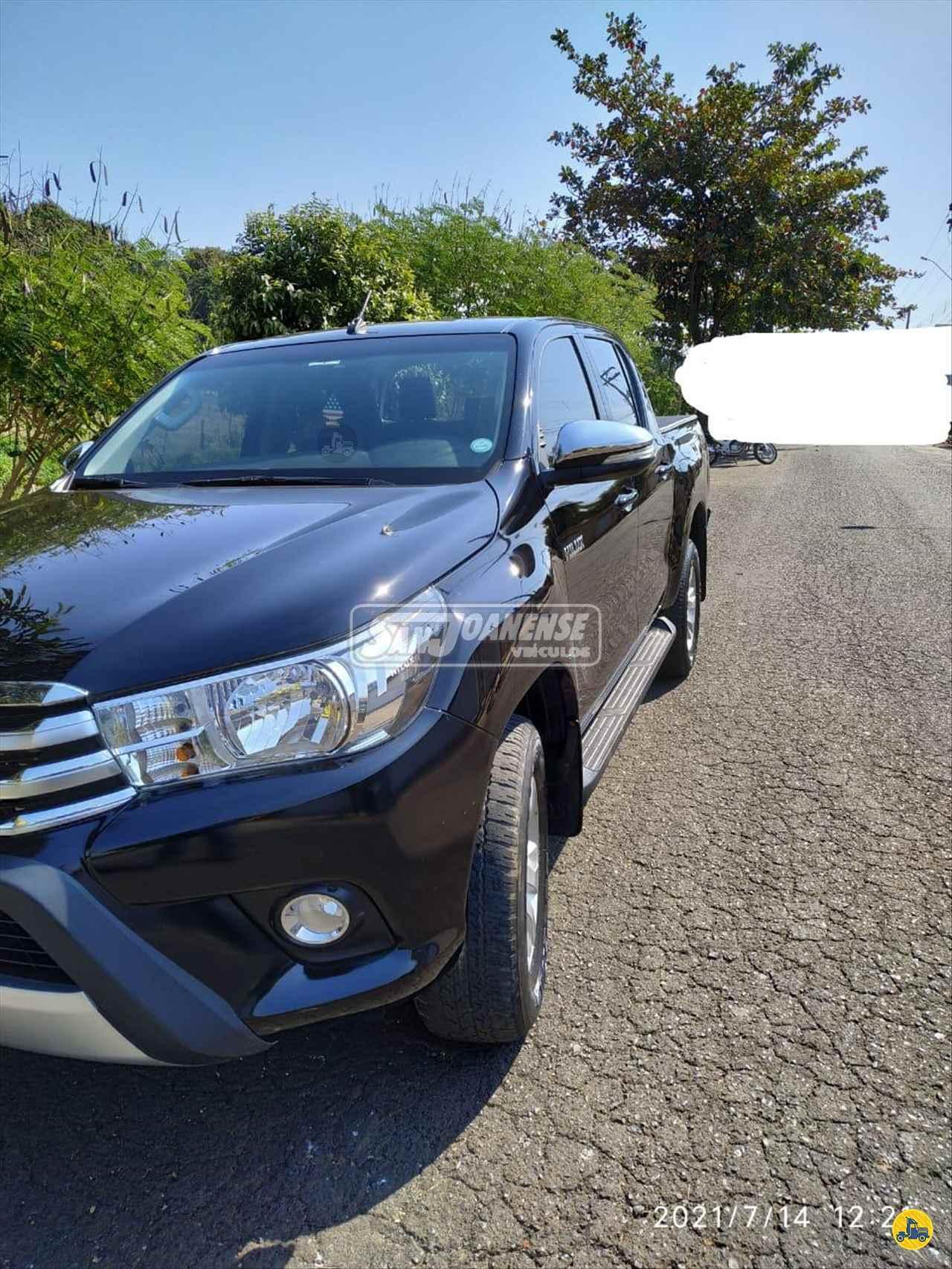 CARRO TOYOTA Hilux 2.8 SRV Sanjoanense Veículos SAO JOAO DA BOA VISTA SÃO PAULO SP