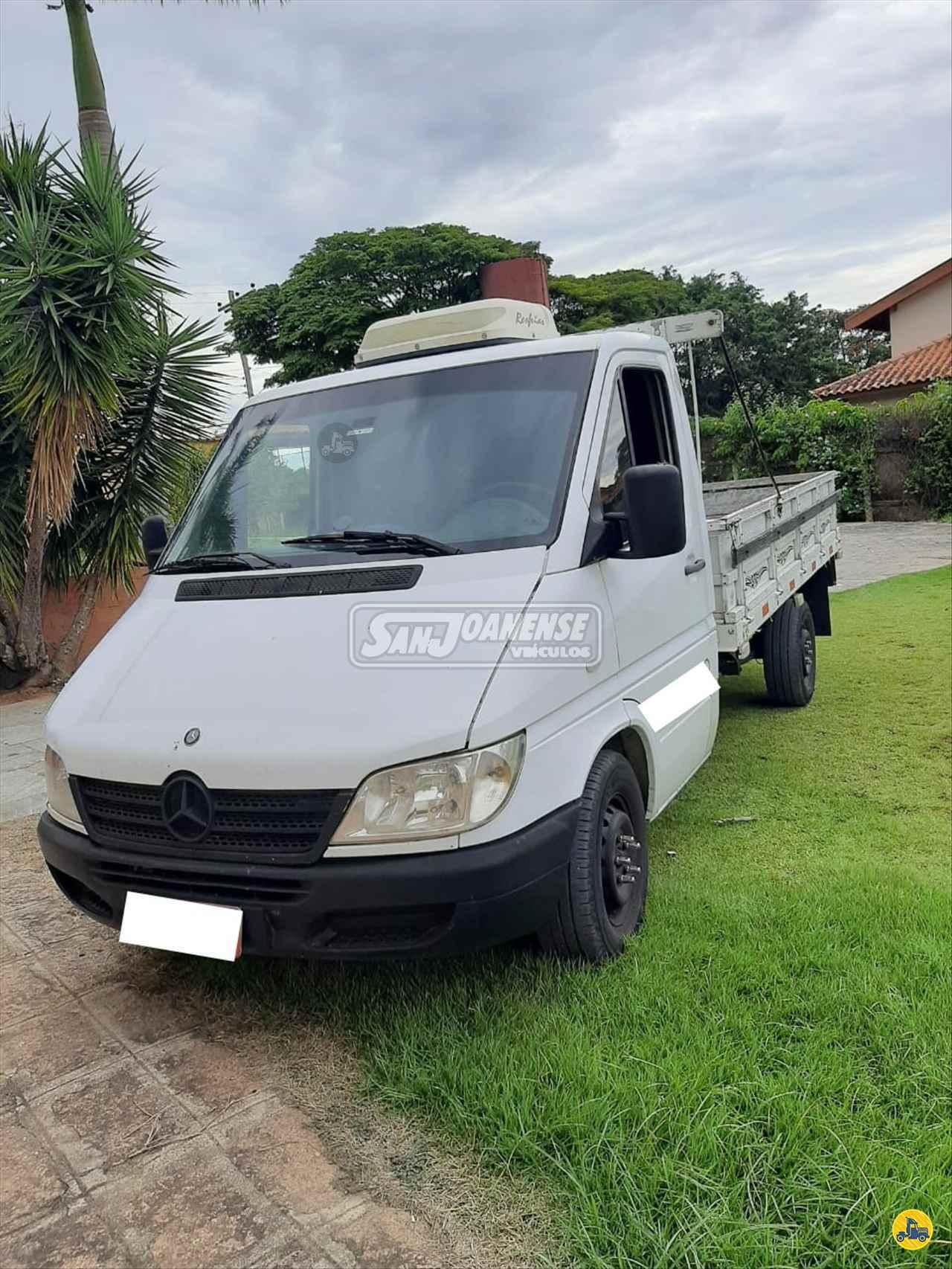 UTILITARIOS MERCEDES-BENZ Sprinter Chassi 313 Sanjoanense Veículos SAO JOAO DA BOA VISTA SÃO PAULO SP