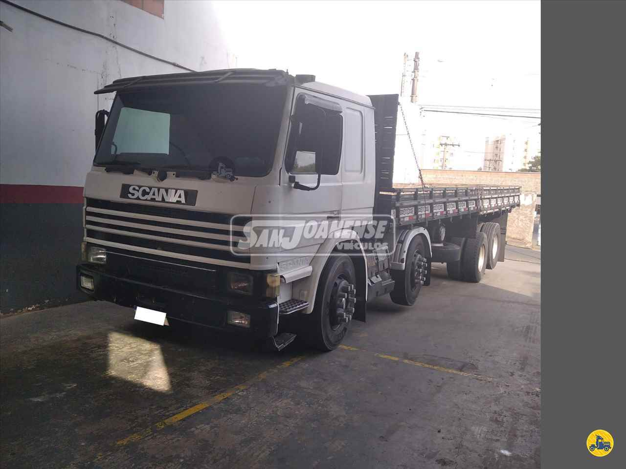CAMINHAO SCANIA SCANIA P93 250 Carga Seca BiTruck 8x2 Sanjoanense Veículos SAO JOAO DA BOA VISTA SÃO PAULO SP