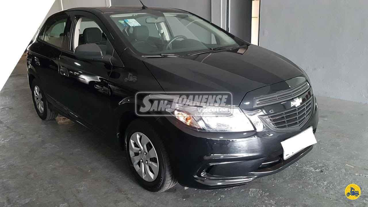 CARRO GM - Chevrolet Onix 1.0 Joy Sanjoanense Veículos SAO JOAO DA BOA VISTA SÃO PAULO SP