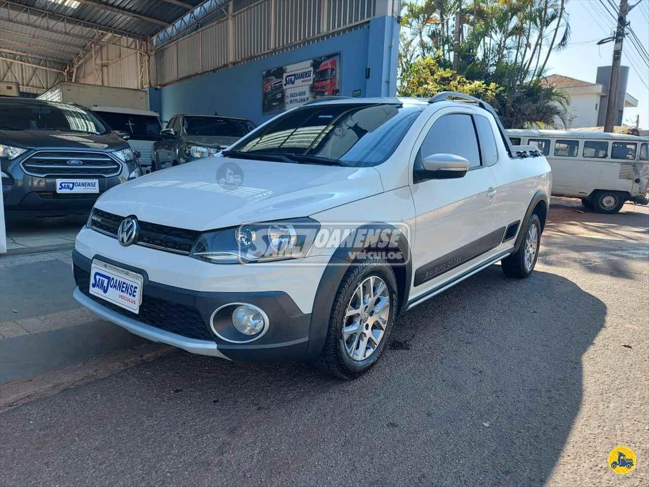 CARRO VW - Volkswagen Saveiro 1.6 CE Cross Sanjoanense Veículos SAO JOAO DA BOA VISTA SÃO PAULO SP