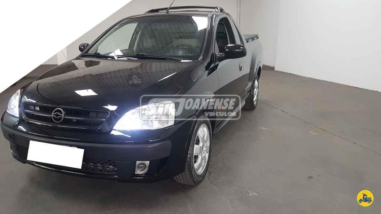 CARRO GM - Chevrolet Montana 1.8 Sport Sanjoanense Veículos SAO JOAO DA BOA VISTA SÃO PAULO SP