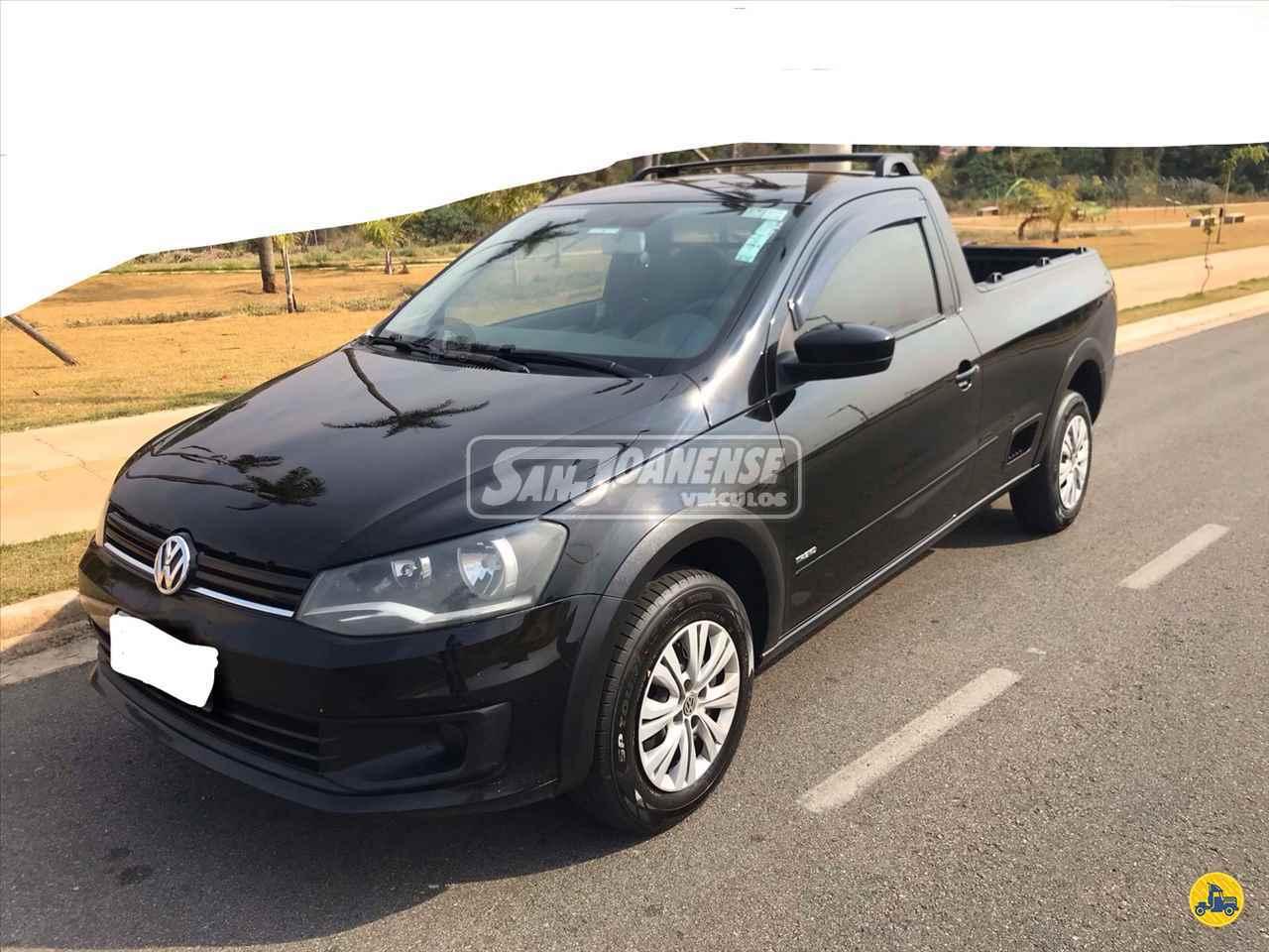 CARRO VW - Volkswagen Saveiro 1.6 Trend Sanjoanense Veículos SAO JOAO DA BOA VISTA SÃO PAULO SP