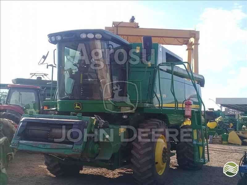 JOHN DEERE JOHN DEERE 9670 STS  2011/2011 Agrosul Máquinas - John Deere