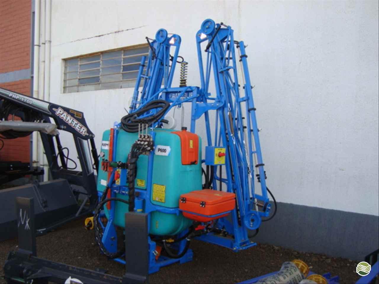 PULVERIZADOR RUBEMAQ RUBEMAQ 600 ACOPLADO Acoplado Hidráulico Tratordiesel - Landini XANXERE SANTA CATARINA SC