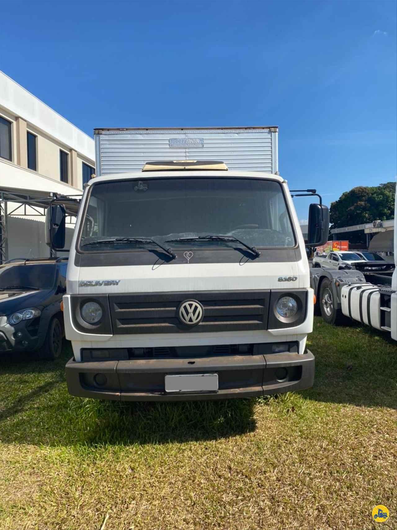CAMINHAO VOLKSWAGEN VW 8160 Carga Seca 3/4 4x2 AutoPatos - VW PATOS DE MINAS MINAS GERAIS MG