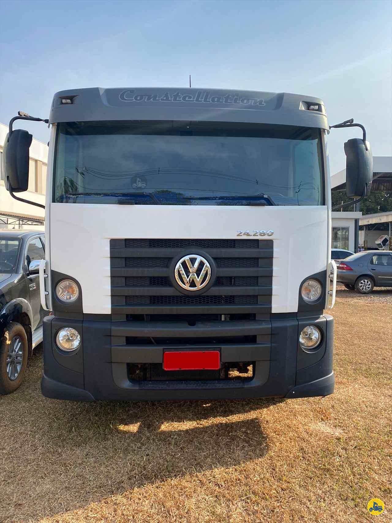 CAMINHAO VOLKSWAGEN VW 24280 Tanque Aço Truck 6x2 AutoPatos - VW PATOS DE MINAS MINAS GERAIS MG