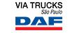 DAF - Via Trucks São Paulo logo